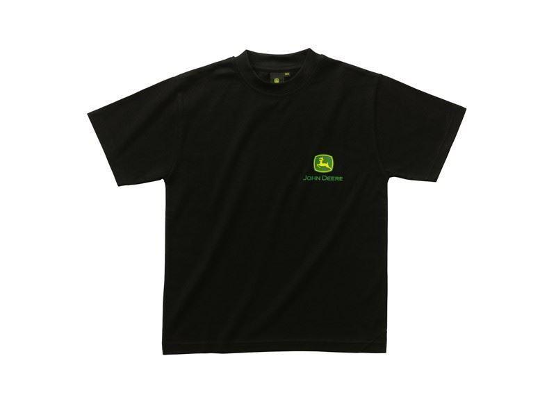 John Deere Kinder T-Shirt Stau Schwarz   | Stabile Qualität  | Ermäßigung  | Qualität und Verbraucher an erster Stelle
