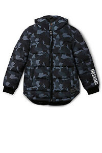 NEW-Mossimo-Junior-Alton-Puffer-Jacket-Blk-White