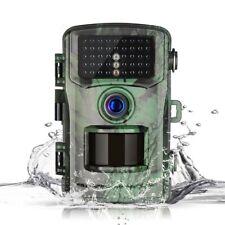 Wildkamera Überwachungskamera FHD 1080P 14MP Jagdkamera Fotofalle PIR Nachtsicht