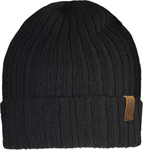 Fjallraven Byron Hat Thin 40g Ribbed, Knitted Lambswool Hat various colours