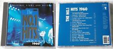 THE NO.1 HITS 1960 - Brian Hyland, Jimmy Jones, Johnny Kidd,... Club Edition CD