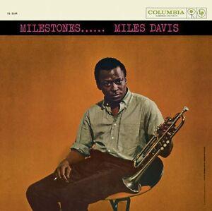 Miles-Davis-Milestones-New-Vinyl-180-Gram