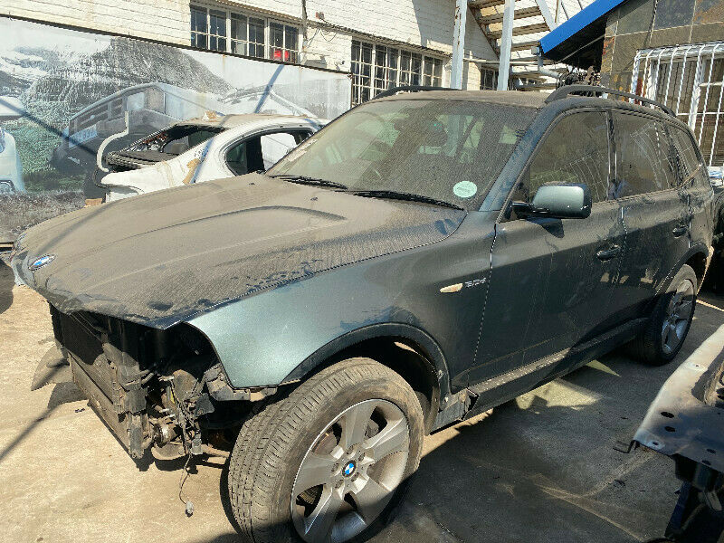 Bmw X3 E83 3.0D Auto Now in for stripping