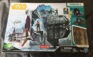 VANDOR-1-Heist-Playset-w-Chewbacca-Target-Exclusive-Star-Wars-BRAND-NEW