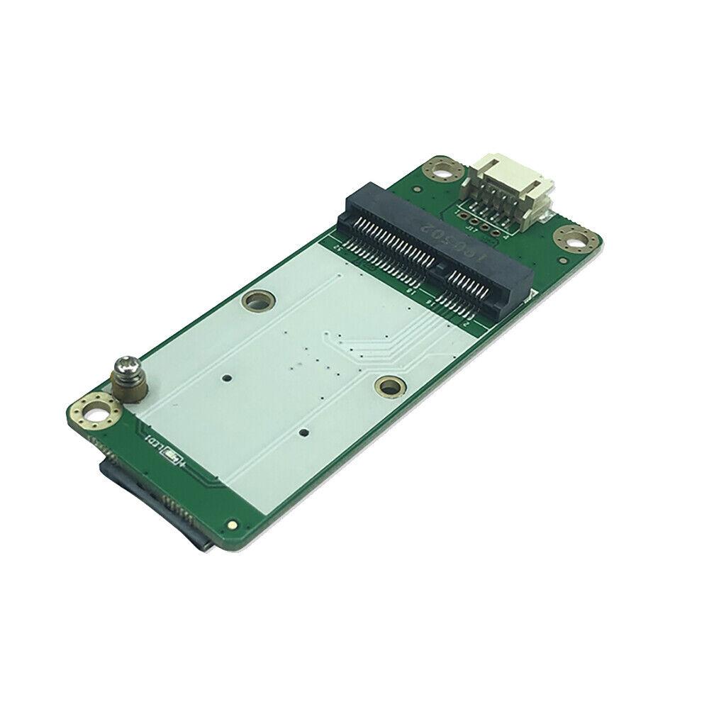 4G LTE Mini PCIe to USB(4PIN) Adapter W/SIM Card Slot for WWAN/3G/4G/WiFi Module