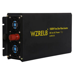 12V-to-120V-60Hz-DC-to-AC-Power-Inverter-1000W-Pure-Sine-Wave-Inverter-Converter