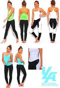 damen sport sportbekleidung fitness training sommer yoga. Black Bedroom Furniture Sets. Home Design Ideas