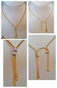 collier femme or 750