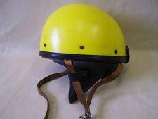 Alter DDR Helm Perfekt Gr.56 Motorradhelm, Oldtimer Halbschale