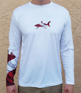 a9152e51 Long Sleeve Microfiber UPF 50 Scuba Dive Spear Fishing Shirt - Dive ...