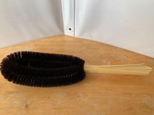 Vintage Fuller Brush Clothes Brush Beige Handle 13