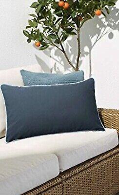 """NEW Ikea GULLINGEN Pillow Cushion Cover 16/"""" x 26/"""" Beige Indoor//Outdoor"""