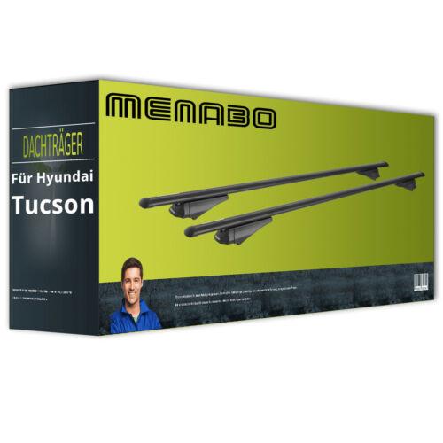 Dachträger Aluminium für Hyundai Tucson NEU EBA Menabo Tiger