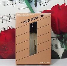 Wild Musk Oil 1/3 Oz. Version Of Coty's Wild Musk