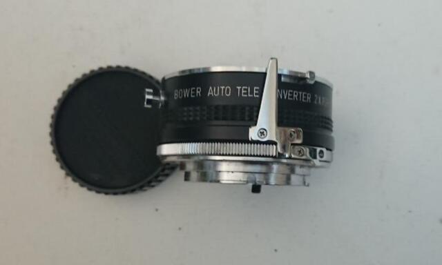 Bower Auto 2x Teleconverter for Minolta MD