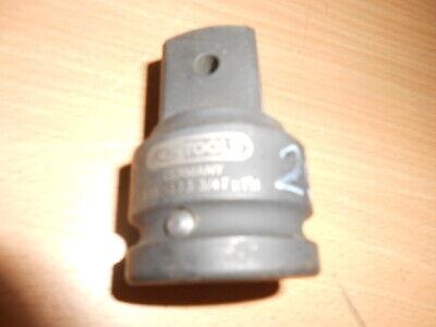 lang 21 mm KS Tools 515.1121 1//2 Sechskant-Kraft-Stecknuss