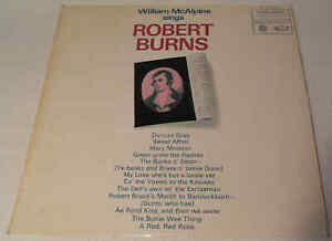 William-McAlpine-sings-Robert-Burns-1969-MFP-1294-Vinyl-LP-Album