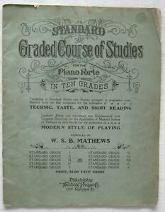 Standard-Graded-Course-Of-Studies-For-The-Piano-Forte-Grade-II-1892