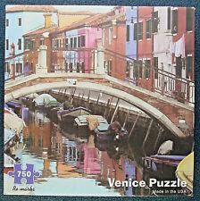 jigsaw puzzle 1000 pcs Venice waterway boats gondolas Re-marks