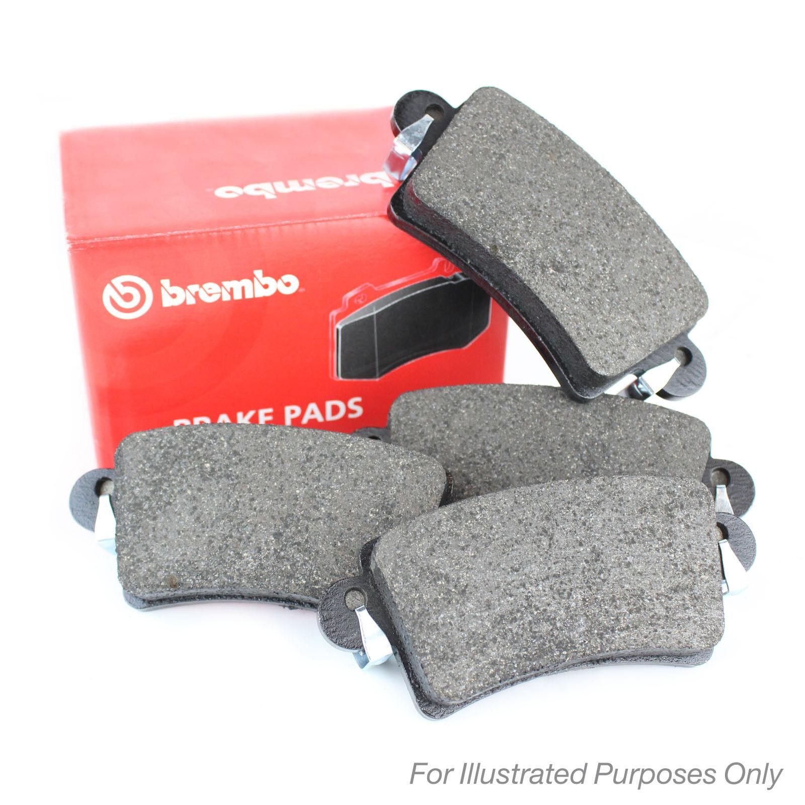 BREMBO GENUINE ORIGINAL BRAKE PADS FRONT AXLE P56025