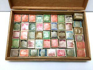 Rare Authentic Lot of 4500 1932-1933 German Hindenburg Stamps - Well Preserved