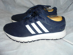 757623ac1cb ADIDAS MEN S BLUE TEXTLE LACE UP TRAINERS SIZE UK 8 EU 42 VGC