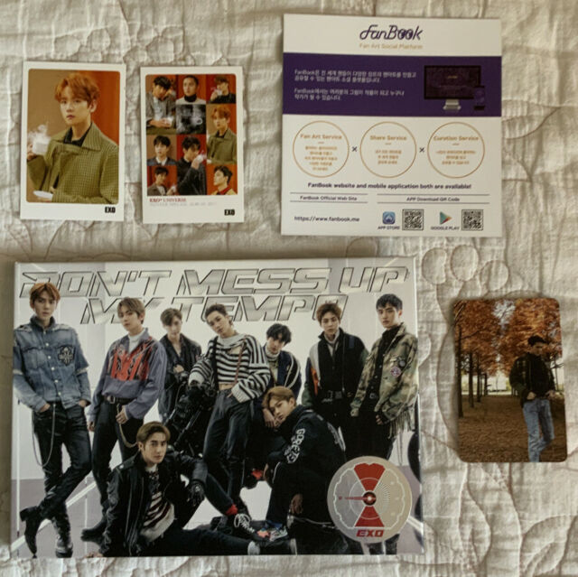 EXO – [Don't Mess Up My Tempo] Vivace Ver. (With sehun pc)