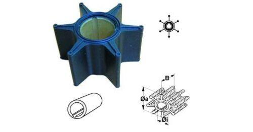 Motorenteile & Auspuffe Impeller IP500129 für Jabsco und Yanmar Bootsport Motoren/Pumpen