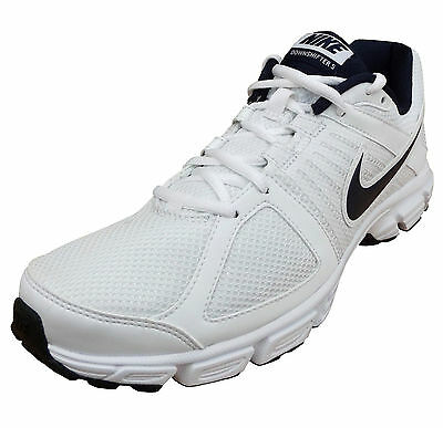 Nike Men's Downshifter 5 MSL Running Casual Fashion Trainers Shoes white