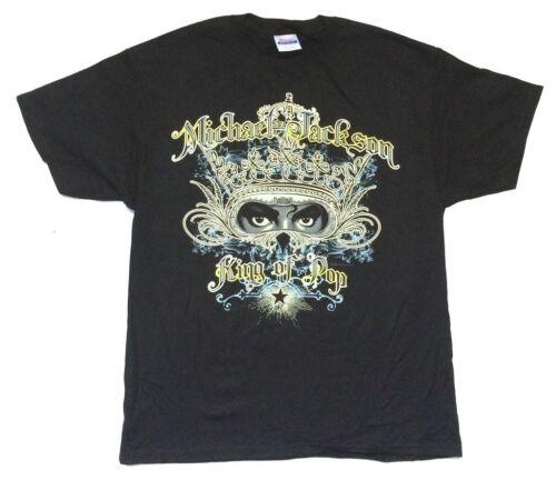 Michael Jackson Masquerade Eyes King Of Pop Black T Shirt New Official