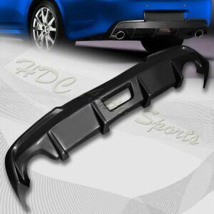 For-2009-2013-Infiniti-G37-Sedan-JC-Styling-Rear-Lower-Bumper-Diffuser-Body-Lip