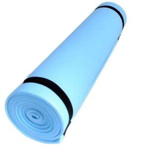blaue yoga camping schlaf strand boden 180 x 50 cm. Black Bedroom Furniture Sets. Home Design Ideas