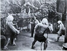 Rare Still 1960s The Time Machine  monsters in cave #1