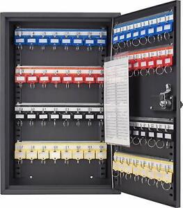 64 Key Storage Cabinet Combination Lock Box Safe Organize
