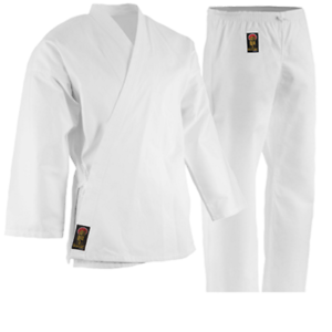 ProForce 7.5 oz. Karate Uniform (Elastic Drawstring) - 100% Cotton
