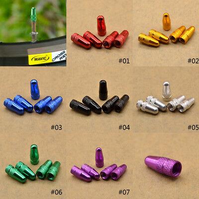 20 Stücke Kunststoff Staub Ventilkappen Fahrrad Auto Motorrad Rad Reifen Lu ML