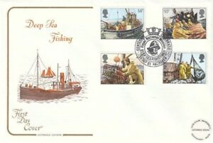23-SEPTEMBER-1981-FISHING-COTSWOLD-FIRST-DAY-COVER-RNM-ABERDEEN-SHS