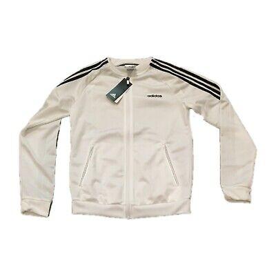 ADIDAS  Polyester Full Zip-Up Track Jacket