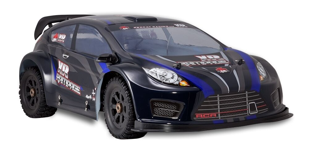 Rotcat racing amoklauf xr - rallye 30cc 1   5 - skala - rallye - auto 4x4 Blau 1  5 - auto