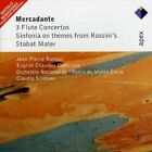 Mercadante: 3 Flute Concertos; Sinfonia On Themes From Rossini's Stabat Mater (CD, Apr-2005, Apex (UK))