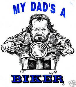 DAD/'s CHIEF MECHANIC Childs T Shirt 100/% Cotton Biker Rocker Slogan FREE UK P/&P