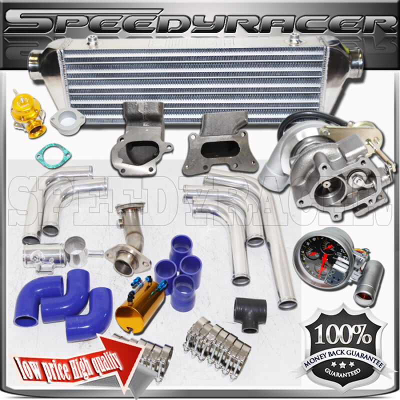 Turbo kit bolt on fit 2006 -2011 Honda Civic R18 DX EX TB25 300hp
