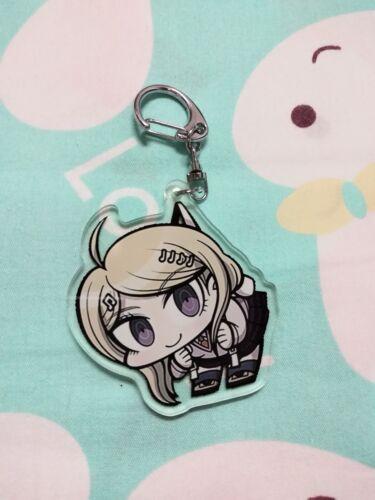 Danganronpa V3 Killing Harmony Oma Kaede Ki-bo Amami Shuichi Keyring Keychain