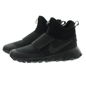 Nike-859621-Kids-Youth-Boys-Girls-Roshe-Mid-Top-Winter-Stamia-Shoes-Sneakers
