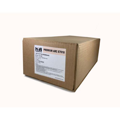 """10 lb x 6-pks E7018 1//8/"""" Premium Arc Welding Rods Carbon Steel Electrode 60 lb"""