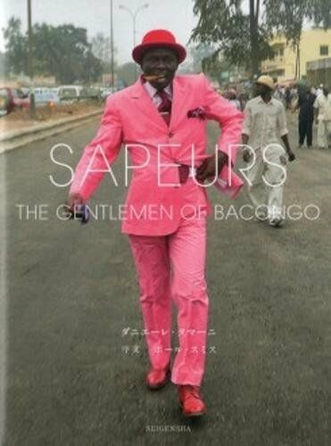 soft cover SAPEURS The Gentlemen of Bacongo Japanese Book From JAPAN