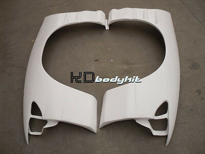 25mm BN-Style Front Fender for Nissan Silvia PS13 200SX