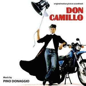 Don Camillo - LP Record 180g - Pino Donaggio - Limited 300 copie (Nuovo)