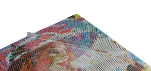 Diamond Painting Set Holzrahmen Bild 40x50 Diamant Malerei Stickerei Malen GJ353