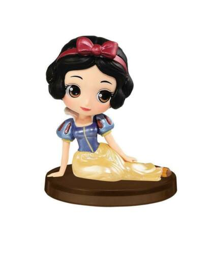 Disney Q Posket Petit Girls Festival Mini Figure Snow White 7 cm Banpresto